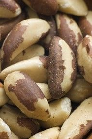 8) Brazil nuts are one of nature's leading sources of SELENIUM, a vital mineral that protects your HEART. Brazil Nuts also offers CANCER-FIGHTING properties. Also their yum and a great snack!