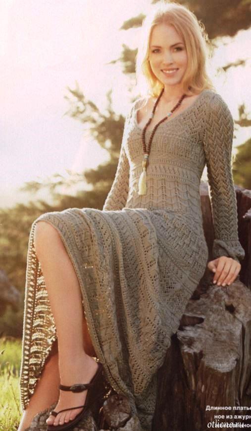 вязание, вязание для женщин, вязание спицами, вязание спицами туники платья, платье своими руками