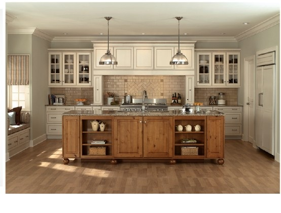 We Love Seeing Mix And Match Wood Products And Colors In