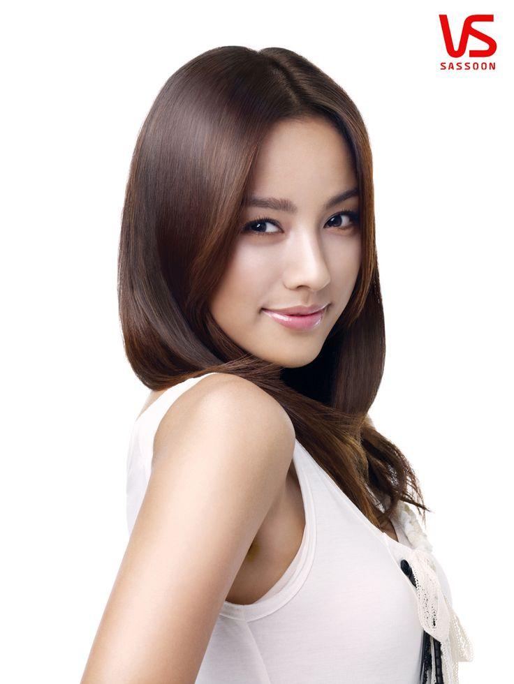 115 best korean hairstyles images on Pinterest | Korean ...