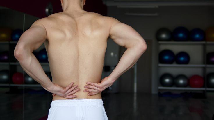 Ból pleców – jak sobie z nim radzić?