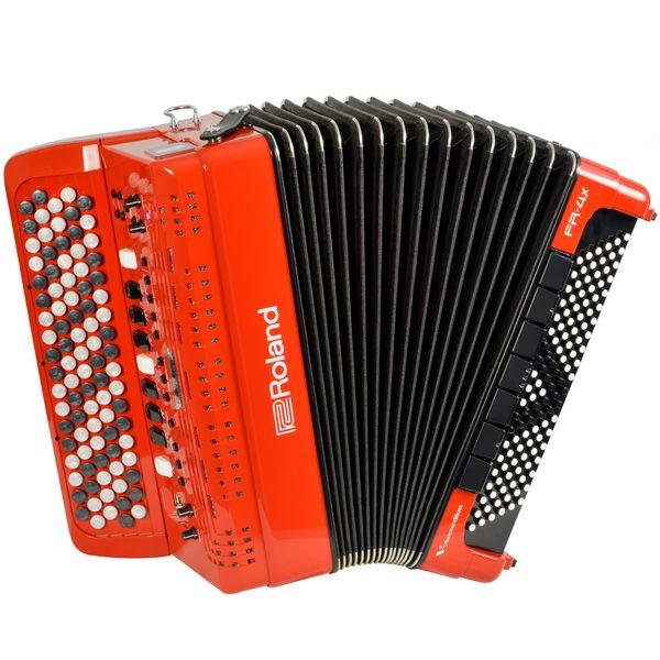 Цифровой аккордеон Roland FR-4XB-RD