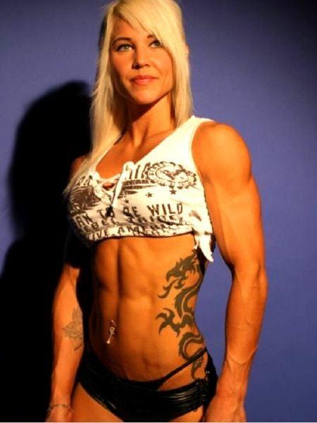 Heidi Vuorela   AllRookie   Pinterest   Body builders