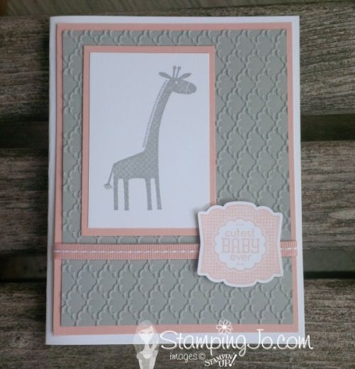 Image result for stampin up zoo babies