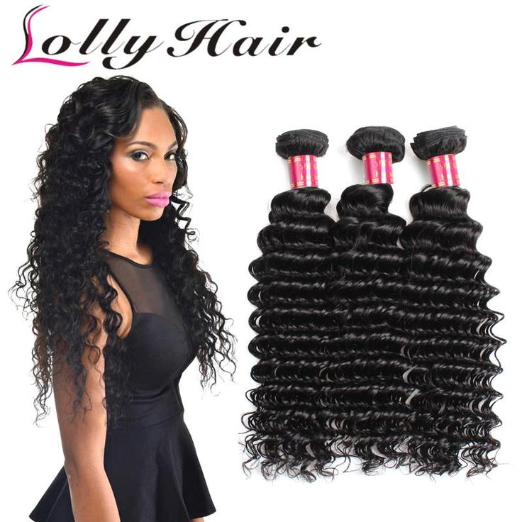 28 Inch Malaysian Deep Wave Virgin Hair 3 Pcs 1B 100 Human Malaysian Deep Wave Hair