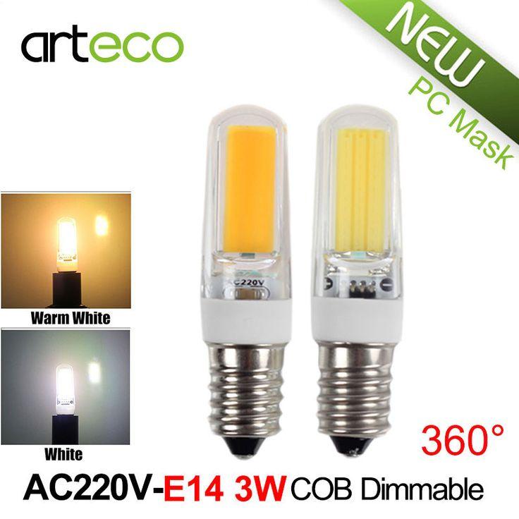 $2.49 (Buy here: https://alitems.com/g/1e8d114494ebda23ff8b16525dc3e8/?i=5&ulp=https%3A%2F%2Fwww.aliexpress.com%2Fitem%2FNew-AC220V-E14-LED-Lamp-Dimmable-3W-COB-LED-Bulb-300LM-Mini-LED-Spotlight-Replace-Halogen%2F32709320827.html ) New AC220V E14 LED Lamp Dimmable 3W COB LED Bulb 300LM Mini LED Spotlight Replace Halogen Lamp Chandelier Crystal Light for just $2.49