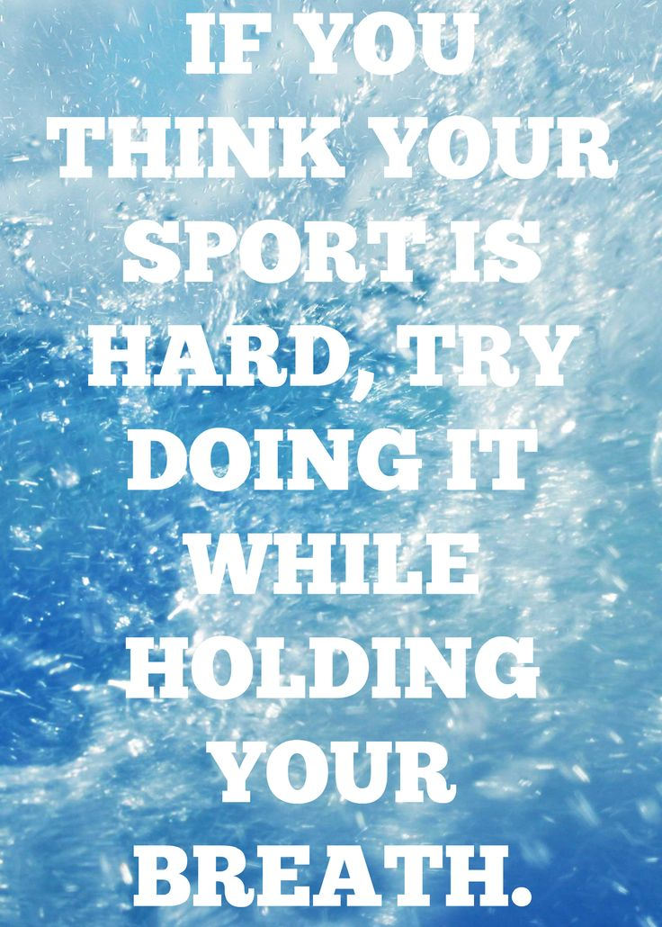 Sometimes you need the perfect swimming quote for your high school swimmer. This is it. FREE 5x7 printable just for fun.