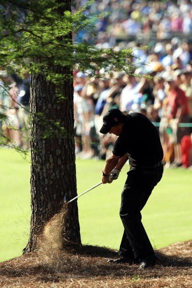 Unforgettable Phil Mickelson 2004, 2006, & 2010 Masters champ