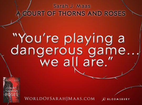 Adventures Thru Wonderland Review A Court Of Thorns And Roses
