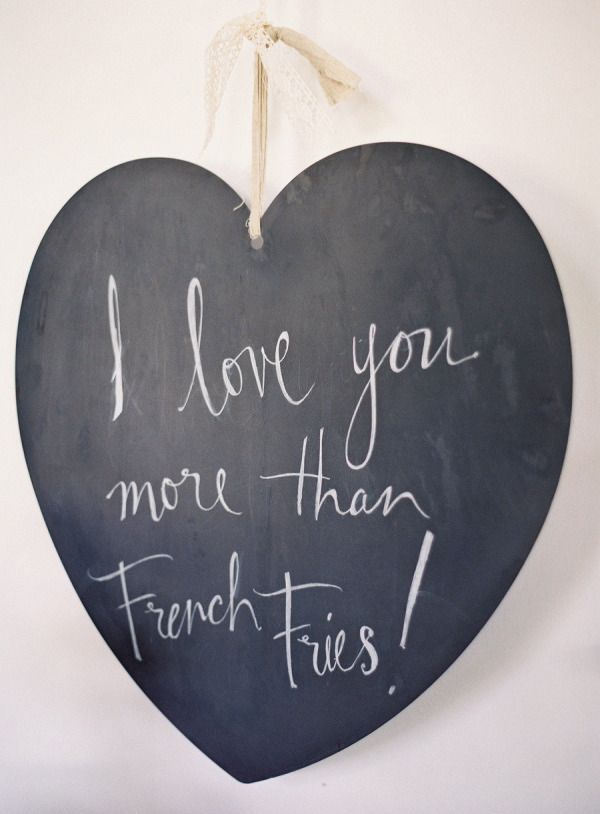 10 ways to use quotes in your wedding: http://www.stylemepretty.com/2014/07/29/10-ways-to-use-quotes-in-your-wedding/ | Photography: http://sammblake.com/