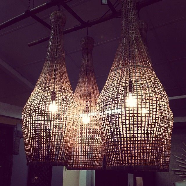 7 best Wicker light images on Pinterest | Belfast, Lamp shades and ...