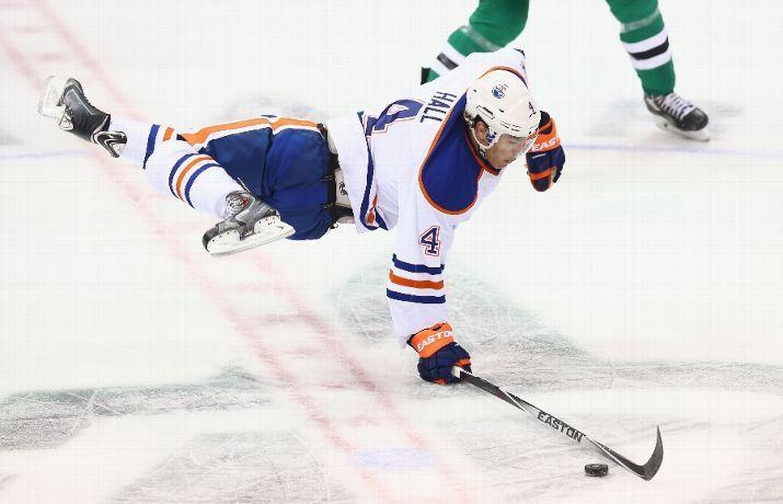 Taylor Hall, Edmonton Oilers