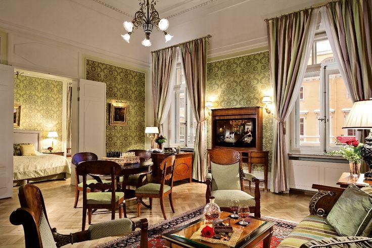 The Stravinsky Suite. Grand Hotel Europe.