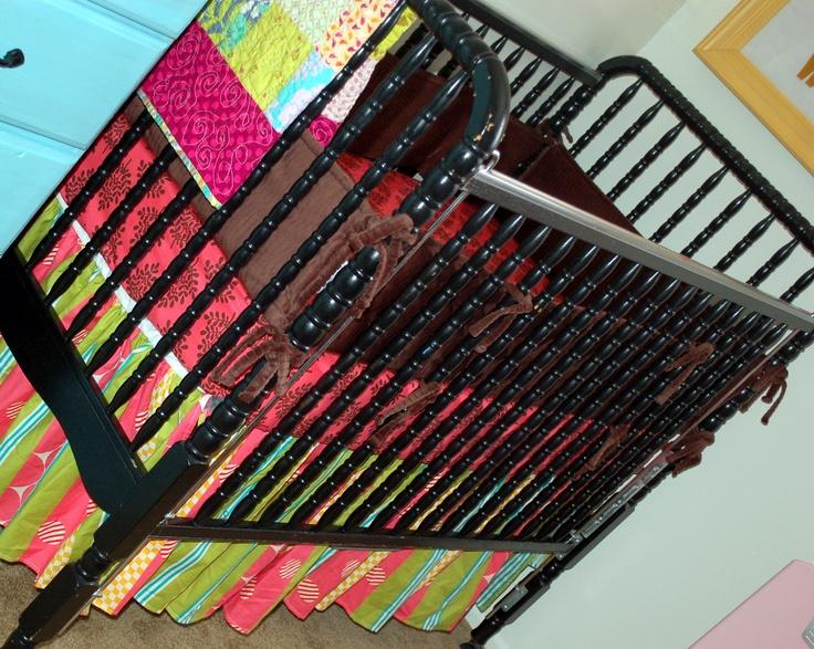 icandy handmade: (tutorial) Crib Sheets   Diy crib, Diy ...