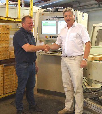 Nyt samarbejde i vinduesbranchen - Wood Supply DK
