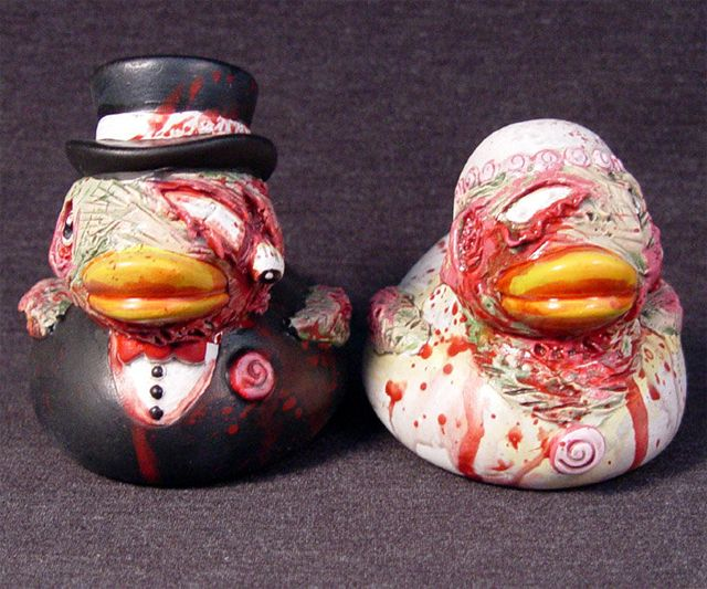 Google Image Result for http://static.dudeiwantthat.com/household/bathroom/zombie-rubber-duckies-3458.jpg
