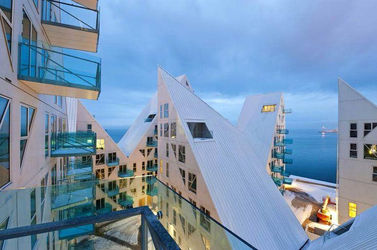 Aarhus Iceberg Project