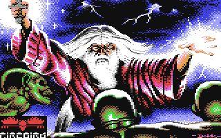 64 schermate di caricamento del Commodore 64 fichissime - L'Antro Atomico del Dr. Manhattan
