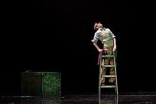 Paolo Brady, Scene e Costumi Matthias Koch, Regia: Ronny Jakubaschk, Staatstheater Oldenburg (Germania)2013
