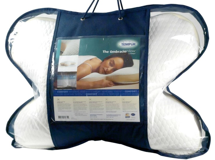 Ombracio Pillow by Tempur from Harvey Norman New Zealand