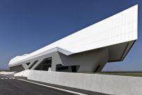 Erster Bauabschnitt von Zaha Hadid eröffnet / Neapels neuer Schnellbahnhof - Architektur und Architekten - News / Meldungen / Nachrichten - BauNetz.de