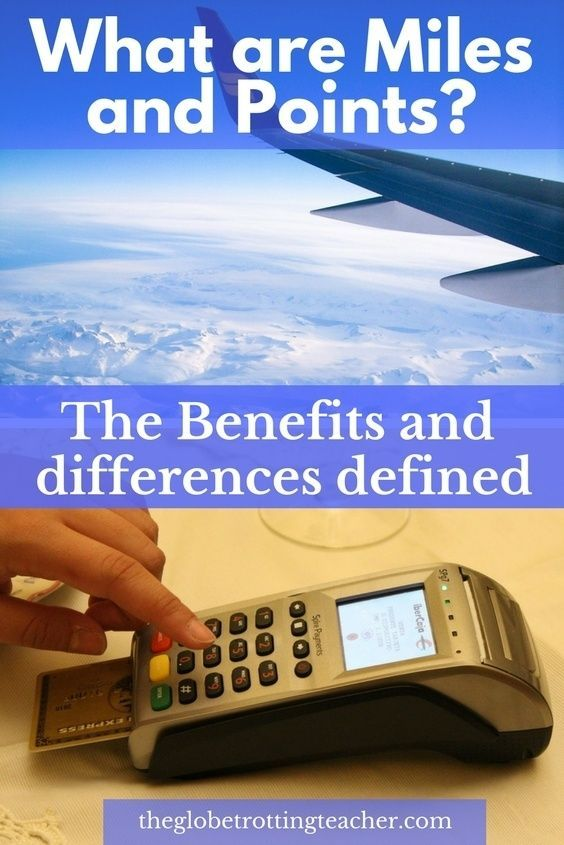 What Are Miles And Points Best Airfare Travel Tips Best Travel