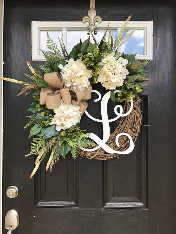 BEST SELLER Spring Wreaths for Front Door Front Door
