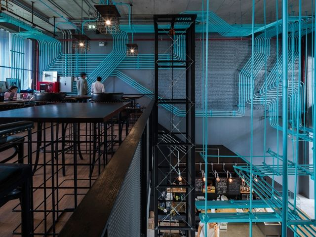 WORKPLACE readers' choice: top projects of 2016 - News - Frameweb