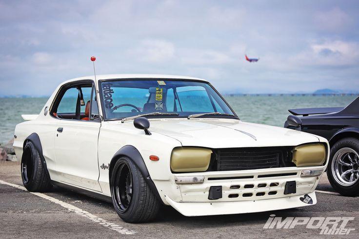 Nissan Skyline GT-R (KPGC-10)