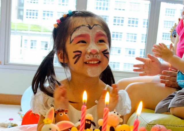 A Happy Mum Singapore Parenting Blog My Little Bunny Angel Is 3