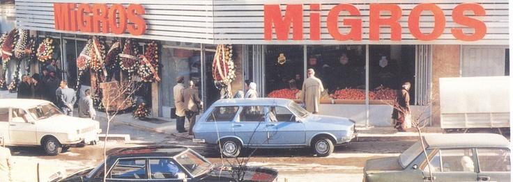 Moda Migros yıl 1985...