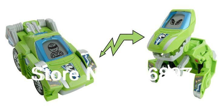 Бесплатная доставка оригинальный VTech переключатель и Go динос по-ленты т шуба-рекс динозавр дракон роботы автомобиль марки подарки на день рождения игрушки для мальчиков