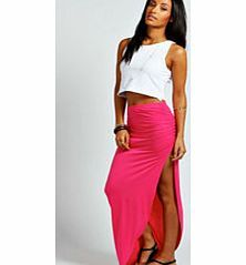 boohoo Micha Ruched Side Jersey Maxi Skirt - pink This season we're spoilt for choice when it comes to skirts . Fashion is our friend, offering up figure friendly styles from the full circle skirt to the fabulously flattering A-line. Powdery pastels  http://www.comparestoreprices.co.uk/skirts/boohoo-micha-ruched-side-jersey-maxi-skirt--pink.asp