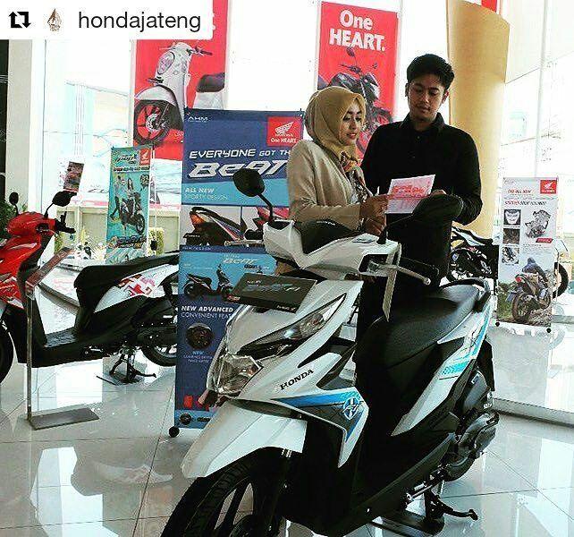 #Repost @hondajateng with @repostapp  Catat Rekor Honda Kuasai 84% Pangsa Pasar Sepeda Motor di Jateng! Selengkapnya --> http://ift.tt/2d2z0L6 . . #sepedamotor #news #hondajateng #motorcycle #welovehonda #satuhati #oneheart #alwayshonda #hondajuara #matic #sport #cub #product #showroom #dealer #maindealer