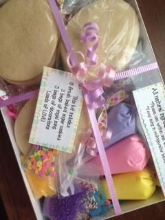 Cookie Decorating Kit for Easter!   Cookie Connection