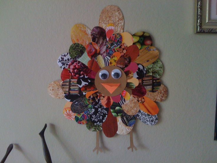 26 best thanksgiving crafts for kids images on pinterest for Crafts to make for nursing homes
