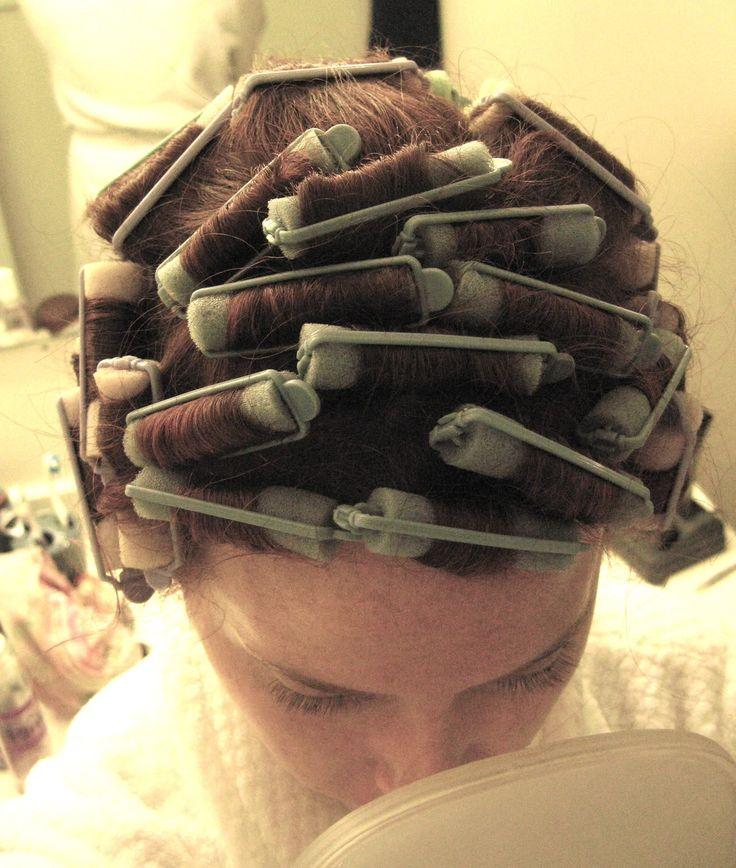 Sailing over a Cardboard Sea: Hair: Lucille Ball