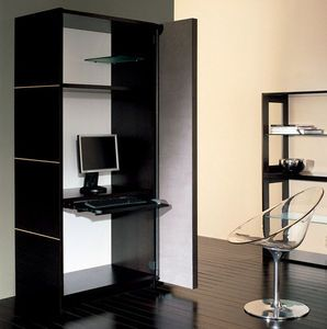les 10 meilleures id es de la cat gorie meuble ordinateur. Black Bedroom Furniture Sets. Home Design Ideas