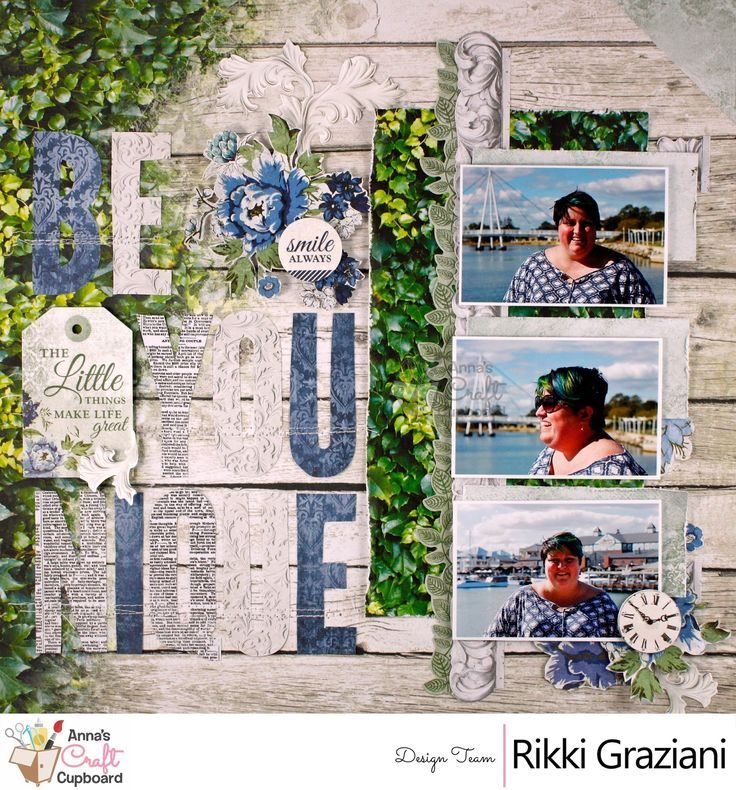A blog about everything scrapbooking