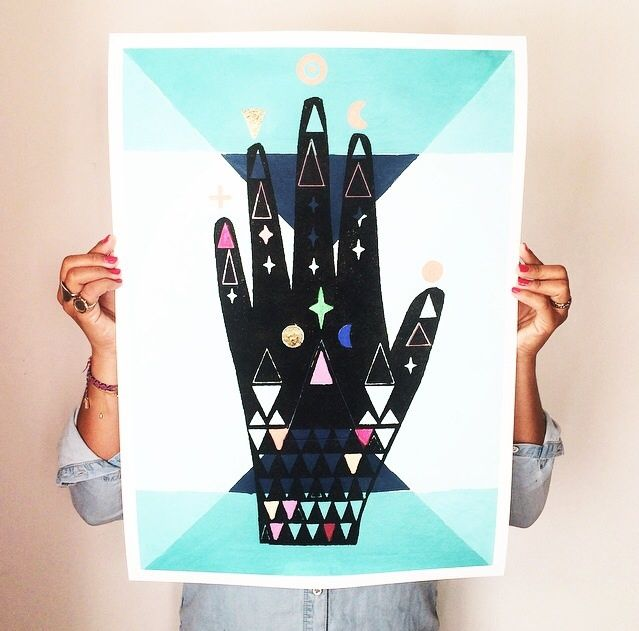 Image of 'Depth, length and clarity' Limited Edition print A2
