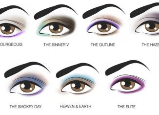 7 Ways To Use Colored Eyeshadow Everyday