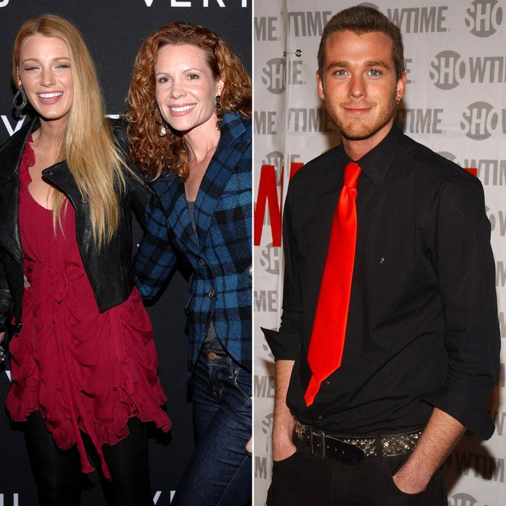 Pin for Later: Celebrity Siblings You Probably Didn't Know About Blake, Robyn, and Eric Lively