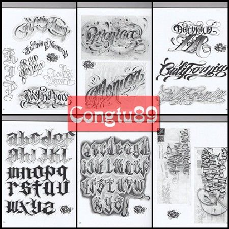 Tattoo Sketchbooks And Flash Sheets Collection PDF JPG EBooks Download