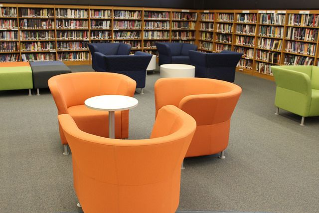 19 best images about 2013 2014 library renovation on for Furniture 4 schools