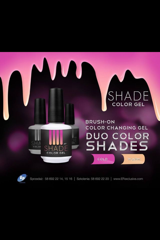 Shadepolish available at BeautyFX!