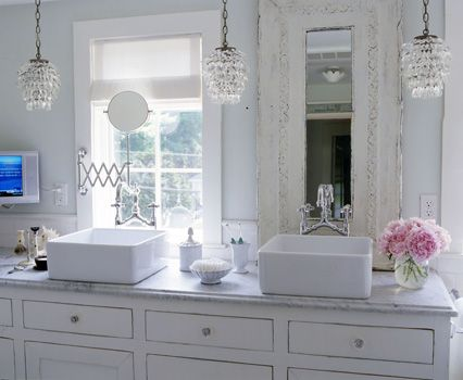 Okay U2013 Had To Follow That With More White Rooms. Cottage Style BathroomsDream  BathroomsBeautiful BathroomsMaster BathroomsShabby Chic ...