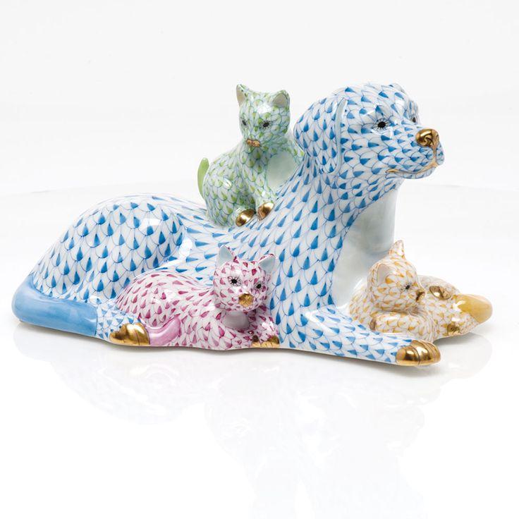 17 best images about art fenton herend porcelain animals on pinterest odd couples cobalt. Black Bedroom Furniture Sets. Home Design Ideas