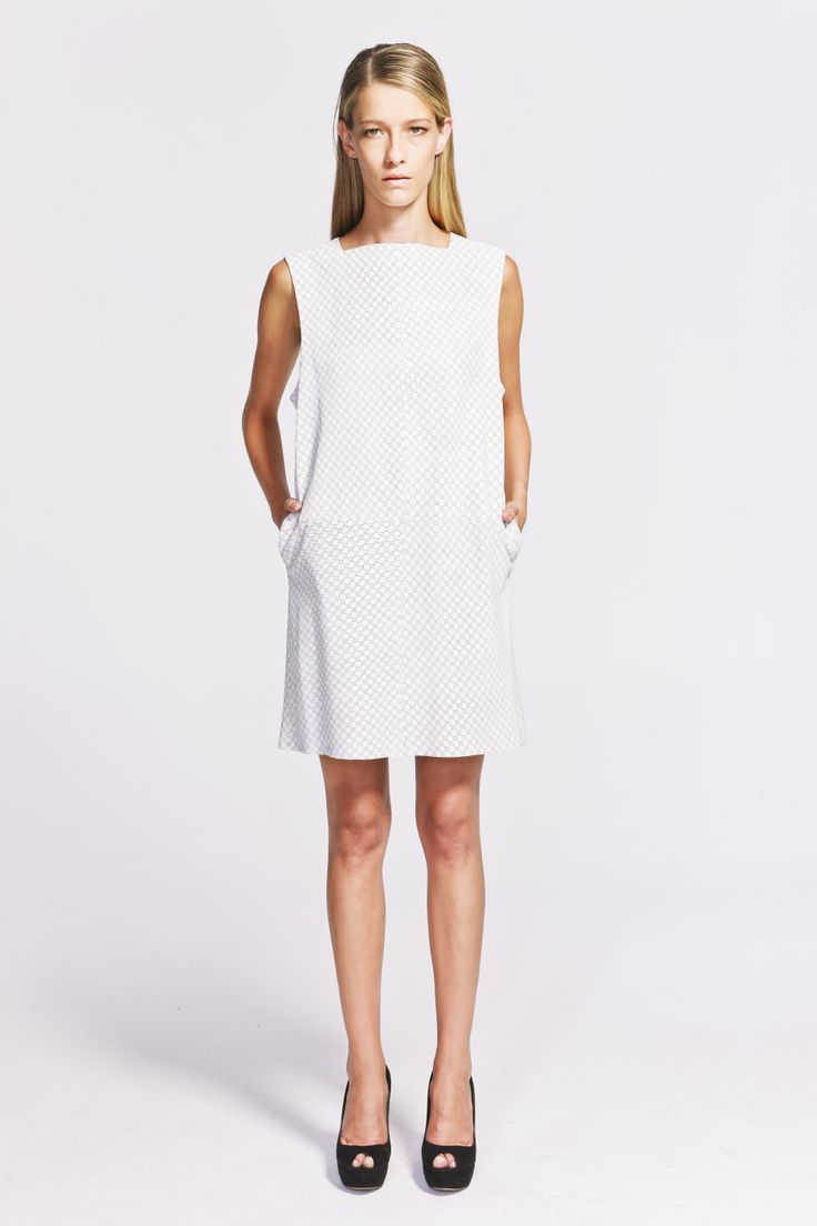 Jackie O Shift Leather Dress  https://www.jibeoh.com/product/listing/57/jackie_o_shift_elbise