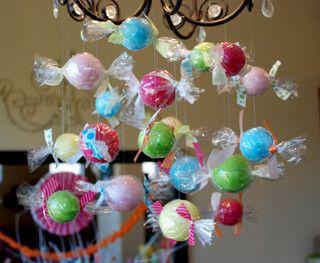 fun candy decorations - bjl