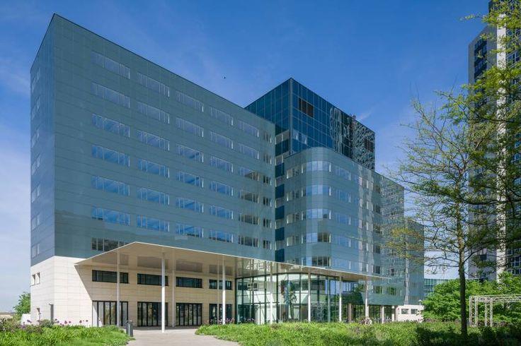 GROZA Medicijnen agentschap EMA eerst tijdelijk in OVG-kantoor Sloterdijk http://www.groza.nl www.groza.nl, GROZA